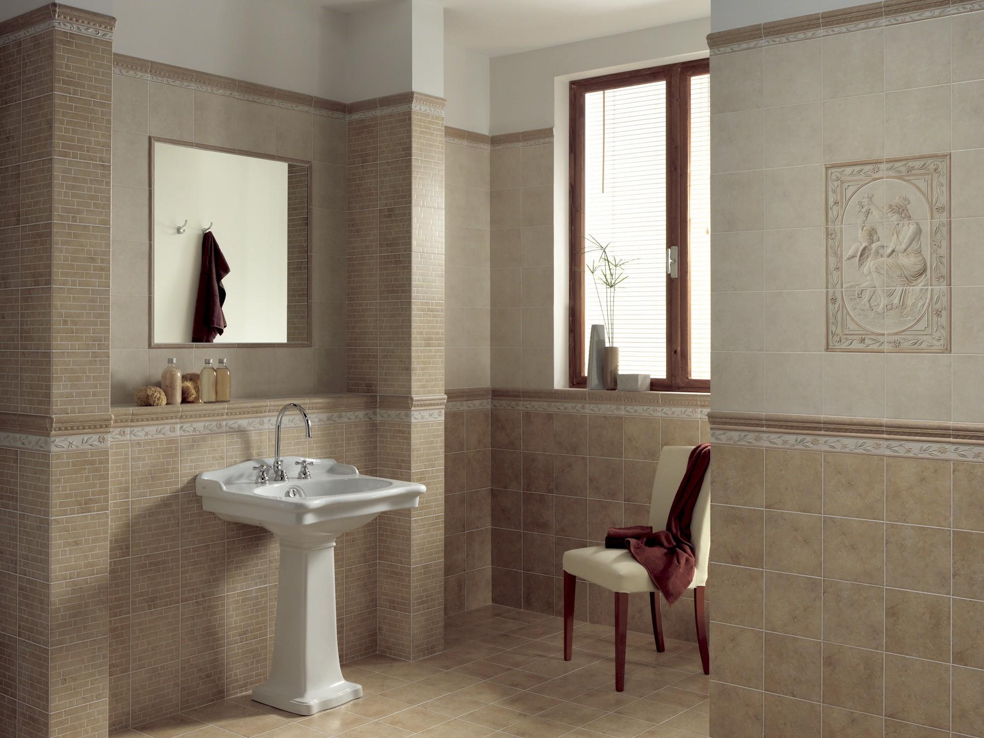 Beige bagno 458 54 la nuova ceramica - Sanitari bagno beige ...