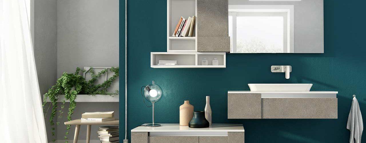 La nuova ceramica srl showroom di interior design - Arredo bagno messina ...