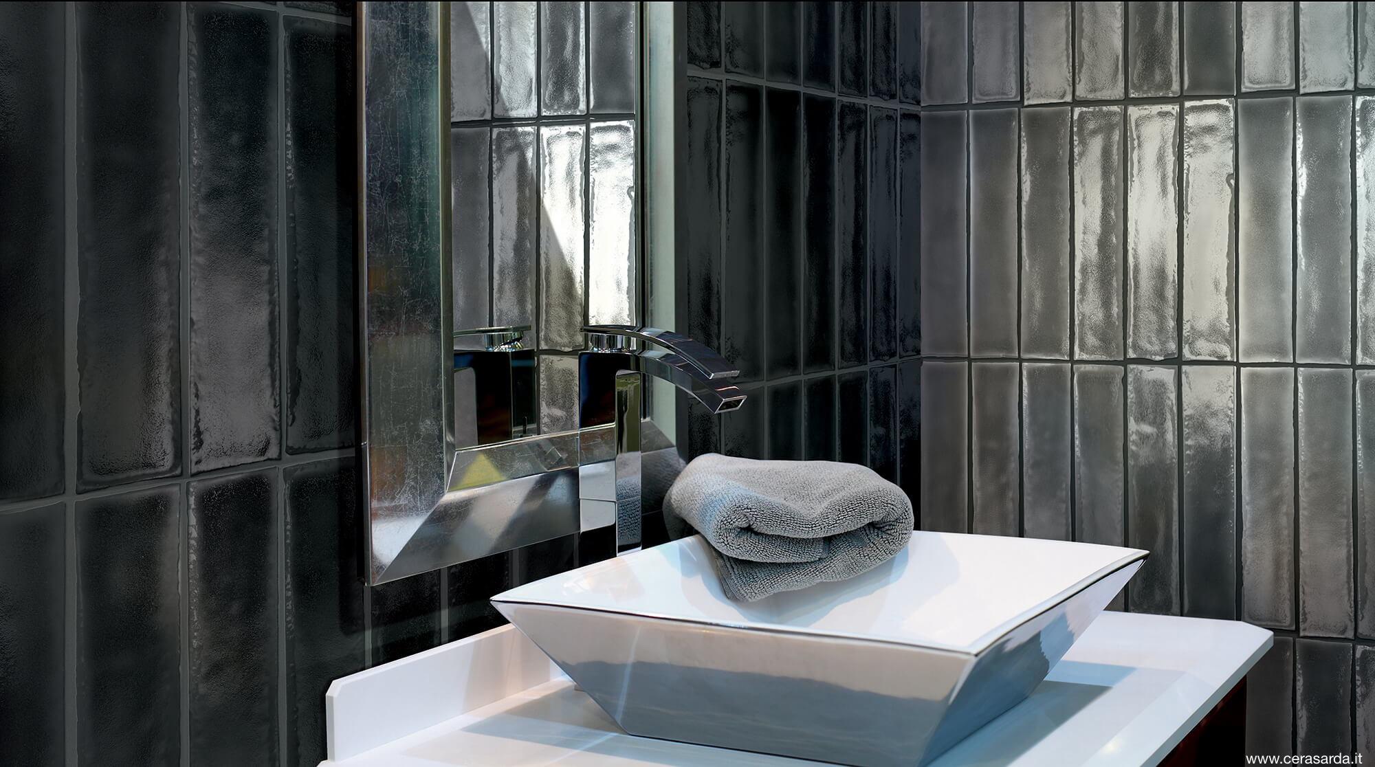 Le ultime tendenze dell 39 arredo bagno la nuova ceramica for Arredo bagno ozzano dell emilia