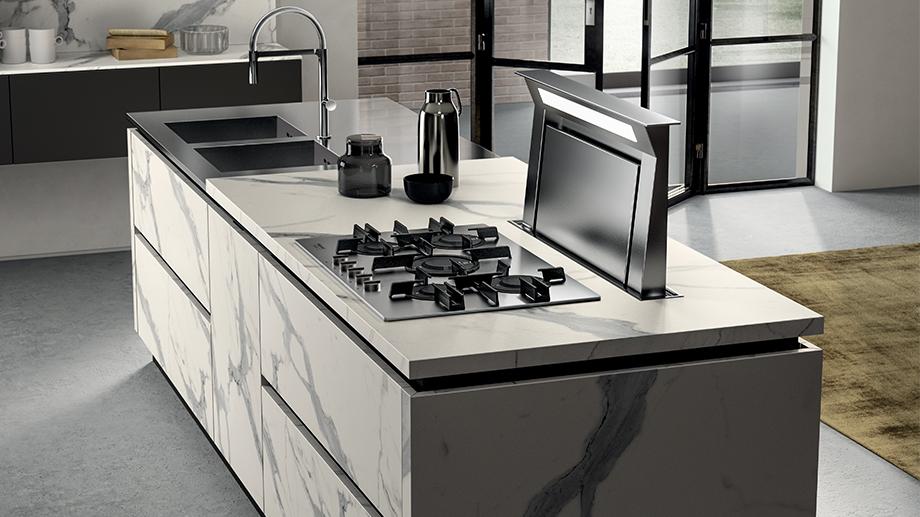 TOP della Cucina: che materiale scegliere? - La Nuova Ceramica